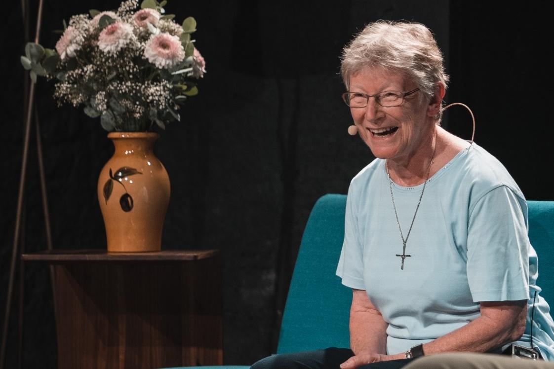 Schwester Rosmarie